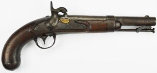 Model 1836 Flintlock Pistol, Conversion -