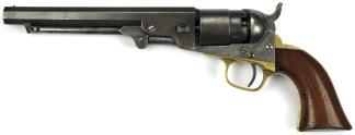 Colt Pocket Model of Navy Caliber Revolver, #600 -