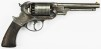 Starr Arms Co. Double Action Model 1858 Navy Revolver, #490