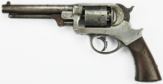 Starr Arms Co. Double Action Model 1858 Army Revolver, #15269 -