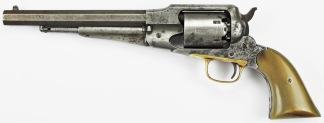 Remington New Model Army Revolver, #111897 -