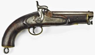British P-1842 Sea Service Pistol -
