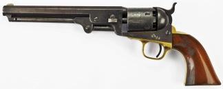 Colt Model 1851 Navy Revolver, #173840 -