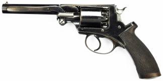Beaumont-Adams Model 1854 Double Action Revolver, #35261 -