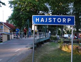 Hajstorp slusscafe och vandrarhem