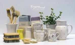 Formcraft butiken med hållbar formgivning