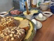 Ekologisk frukost i Hajstorp