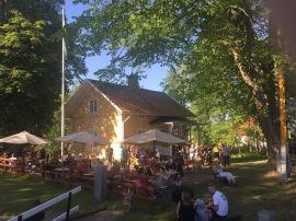 Hajstorps slusscafe och vandrarhem