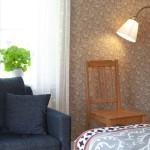 Smeden vandrarhem i hajstorp rum med soffa 2S