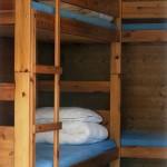 Tre stugor uthyrning hajstorp slusscafe och vandrarhem inomhus 2 S