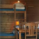 Tre stugor uthyrning hajstorp slusscafe och vandrarhem inomhus 4 S