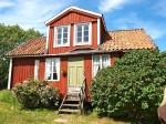 Nu ska det gå lättare att ta sig till Snickargården, den klassiska inspelningsplatsen i TV-serien Saltkråkan på Norröra. Foto: Sune Hamrin.