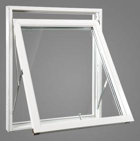 Halmstad Fönster AB - vridfönster