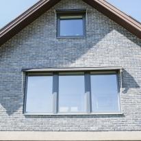 Fasta fönster med utiskt