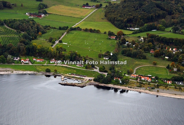 Mysiga Kattviks hamn