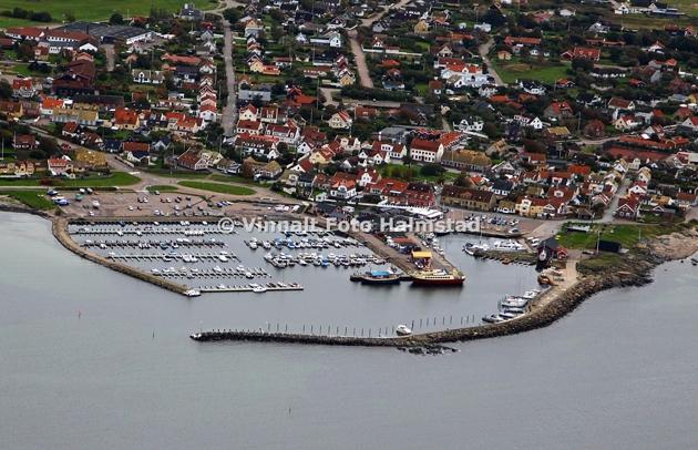 Torekov...kallas För Pizza turen av oss som har hemma hamn i Laholms bukten.