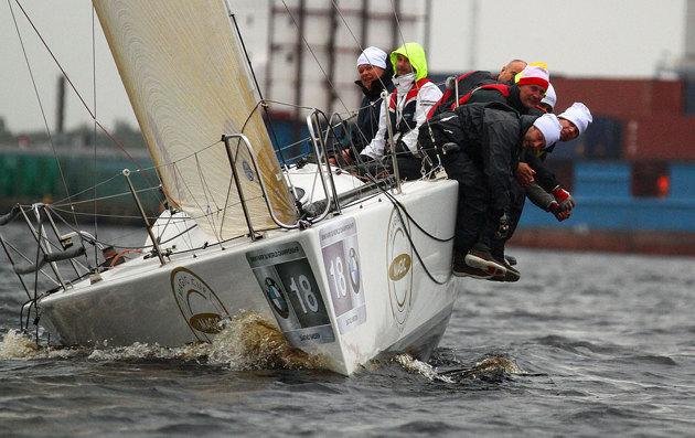 Farr 30 Letto di Pletto tog hem segern på 80 års regattan!!