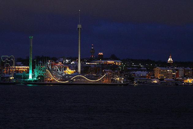 Gröna Lund...