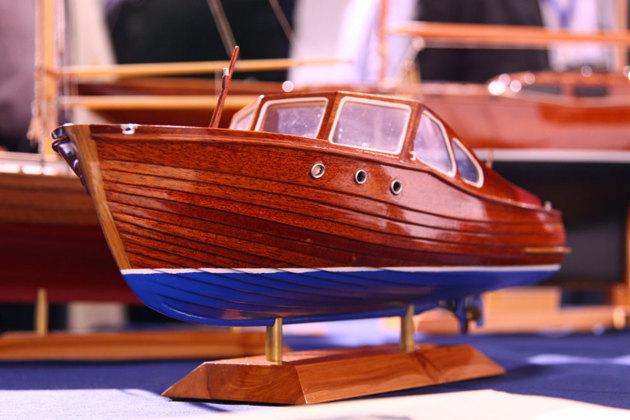 Jag är inte övedrivet förtjust i motorbåtar men en modell på en Solö får gärna ta en plats på minneskortet.