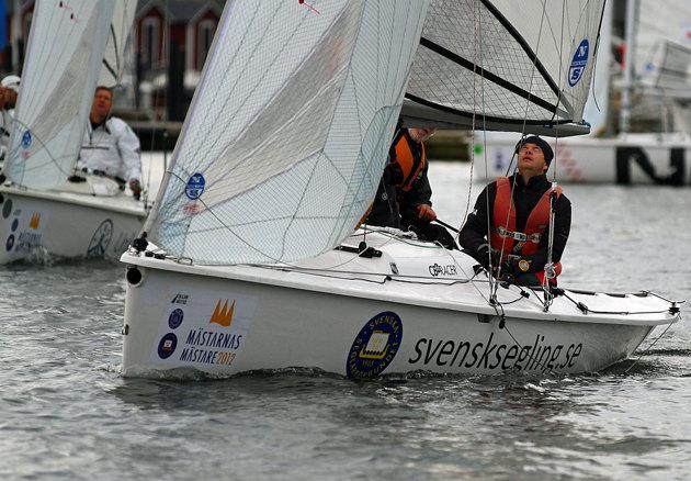 SM vinnarna i Folkbåt