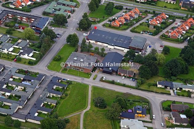 Söndrums Bibliotek där jag har min pågående fotoutställning som håller på till 2012-08-24