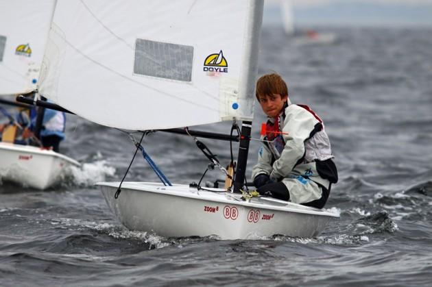 David Sander från Danmark vann hela cupen. Ett stort grattis till dig!!