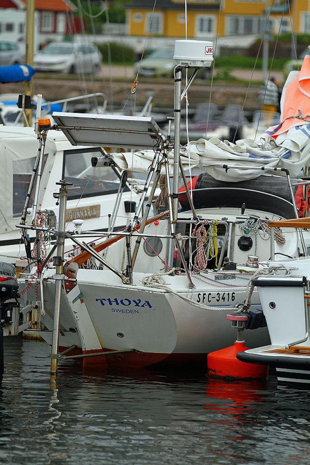 Thoya, min segelbåt och bästa polare på haven...
