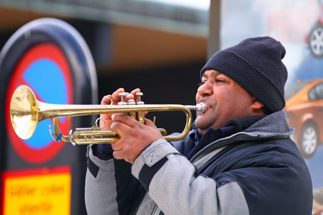 Halmstads.. Louis Armstrong...