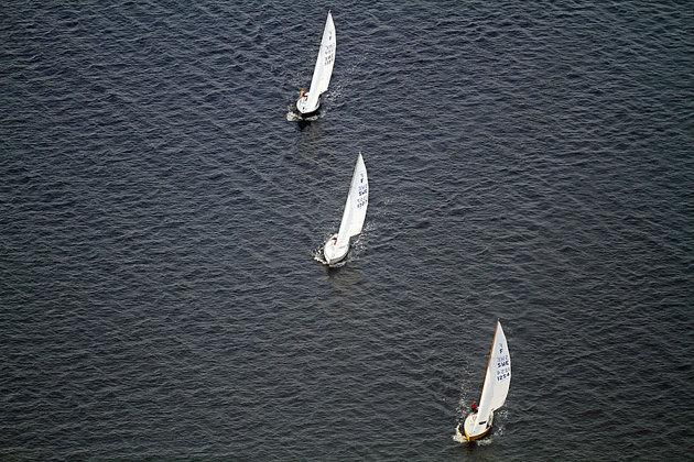 3 Folkbåtar
