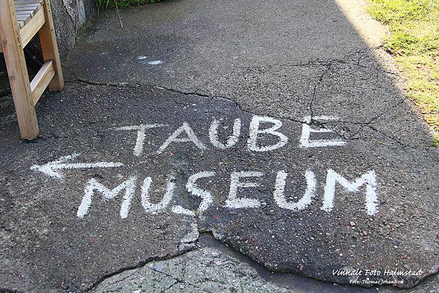 Ett fint museum som berättar historien om fyrplatsen. Evert Taubes far Carl-Gunnar Taube var fyrmästare mellan åren 1889 - 1905