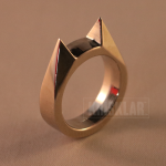 KRISKLAR™ VargRingen - The Wolf Ring