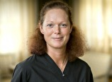 Annika Almqvist, undersköterska/receptionist