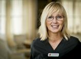 Gunnel Helgesdotter, vårdenhetschef