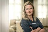 Anna-Karin Magnusson, operationssjuksköterska