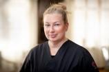 Katri Sjöblom, operationssjuksköterska