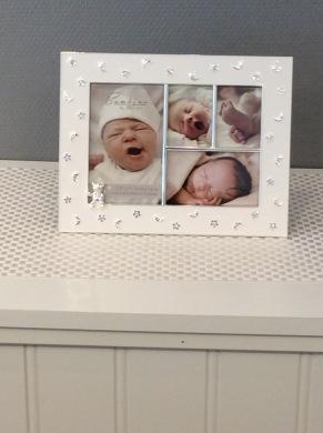Fotoram baby -