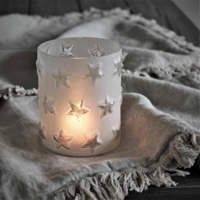 Majas Frost & Stars Lykta -