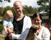Lill Tibben's Coco-Chanel med matte Emelie och familj i Mellerud