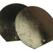 Sulor i plast 4 mm heltäck (Par)
