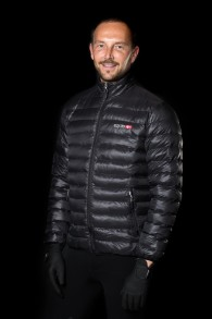 EQUES Male jacket (unisexmodell) - L svart