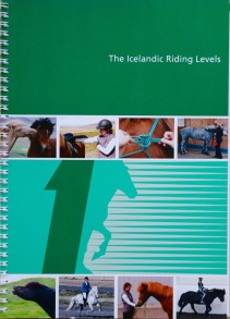 HRÍMNIR The Icelandic Riding Levels 1 -