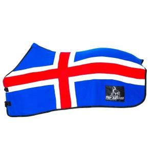 TOP REITER Fleecetäcke Island - Island