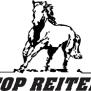 TOP REITER 3-delat med rund mittdel av  Koppar