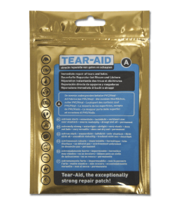 Tear Aid Repair Kit (reparationskit för täcken, kläder etc.)