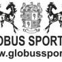 GLOBUS 2-delat tränsbett helsvart