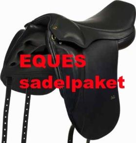 EQUES sadelpaket Island