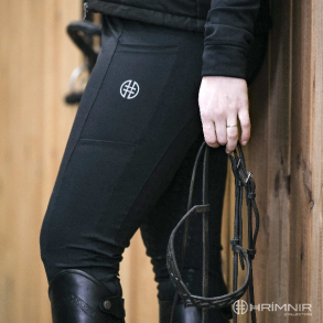 HRÍMNIR Rider´s fitness tights med 4-vägs stretch