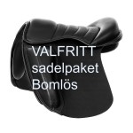 VALFRITT sadelpaket Bomlös - enl. offert!