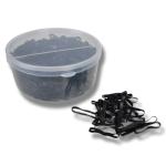 HANSBO Flätningsband i silikon/gummi i plastburk