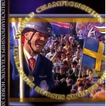 DVD World Championschips Icelandic Horses Sweden 2005
